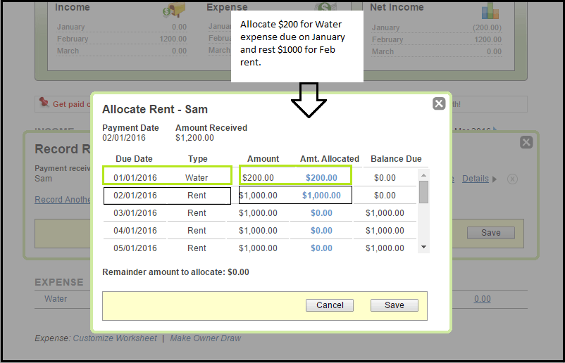 Rent Management Software