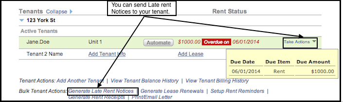 Property Rental Software