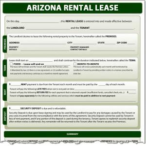 Arizonarentallease 300x300g arizona rental lease forms platinumwayz