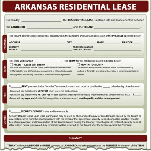 Arkansas Lease Simplifyem Com