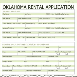 Liheap Application Form Oklahoma - Image Mag
